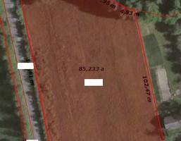 Działka na sprzedaż, Kaczyce Dolne, 8512 m²