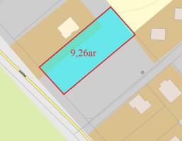 Działka na sprzedaż, Suchy Bór, 926 m²