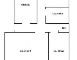 Mieszkanie na sprzedaż, Łask, 58 m²