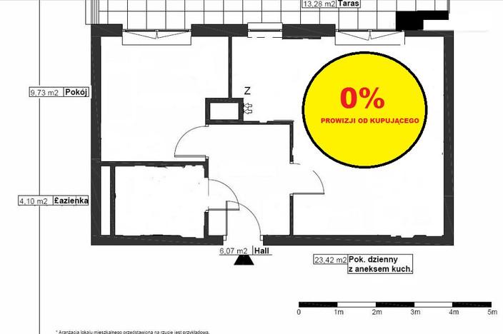 Mieszkanie na sprzedaż, Warszawa Wola, 43 m²   Morizon.pl   7937