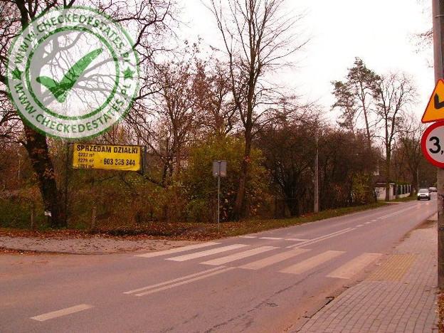 Działka na sprzedaż, Konstancin-Jeziorna, 2227 m² | Morizon.pl | 3837