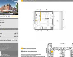 Mieszkanie w inwestycji Prądnicka 65, Kraków, 32 m²