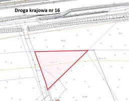 Działka na sprzedaż, Barczewo, 1784 m²