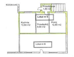 Mieszkanie na sprzedaż, Lubiąż, 33 m²