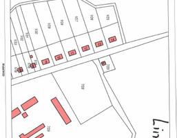 Działka na sprzedaż, Linowno, 968 m²