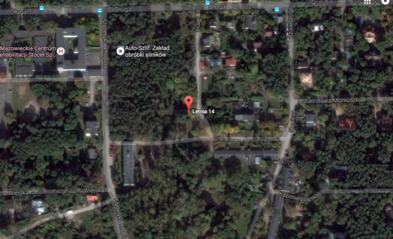 Działka na sprzedaż, Konstancin-Jeziorna Letnia 14, 1907 m² | Morizon.pl | 0560