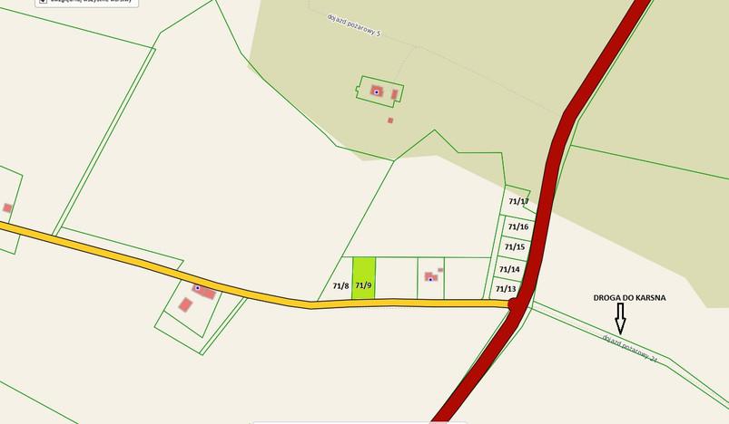 Działka na sprzedaż, Kołomąt, 1709 m² | Morizon.pl | 6705