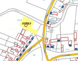 Działka na sprzedaż, Ośno Lubuskie, 1039 m²