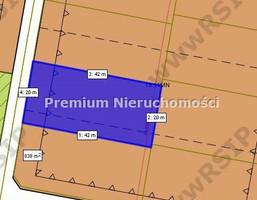 Działka na sprzedaż, Rybnik Smolna, 850 m²