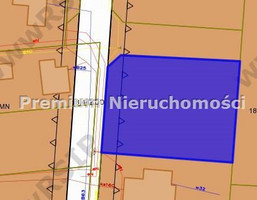 Działka na sprzedaż, Rybnik Niedobczyce, 1362 m²