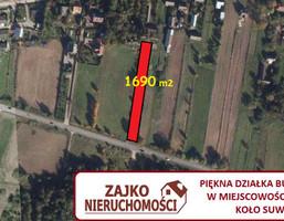 Działka na sprzedaż, Krzywe, 1690 m²