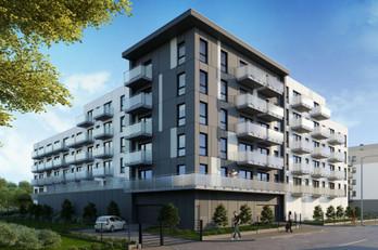 Mieszkania Ząbki  28.38m2 sprzedaż  - blok ul.Christiana Andersena
