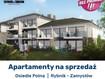 Mieszkania Rybnik Zamysłów 62.34m2 sprzedaż  - apartamentowiec ul.Polna
