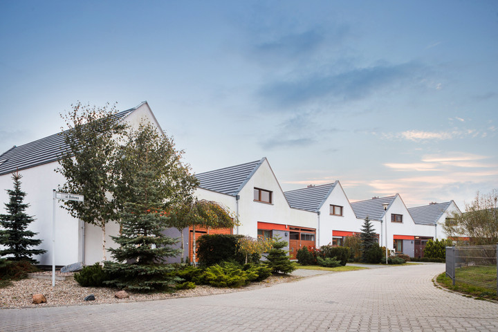 Morizon WP ogłoszenia | Nowa inwestycja - DĄBRÓWKA - OSADA LEŚNA, Dopiewo, 70-75 m² | 1770