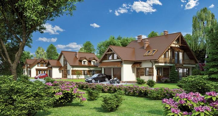 Morizon WP ogłoszenia | Nowa inwestycja - 7 Niebo, Niepołomice Boryczów, 135-194 m² | 1312