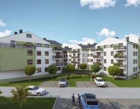 Mieszkanie w inwestycji Słoneczne Miasteczko, Kraków, 59 m²