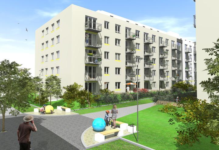 Morizon WP ogłoszenia | Nowa inwestycja - Osiedle Pionierów Potulicka, Szczecin Nowe Miasto, 30-67 m² | 4730