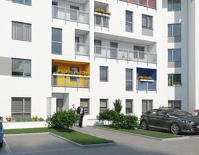Mieszkanie w inwestycji Art Modern, Łódź, 49 m²