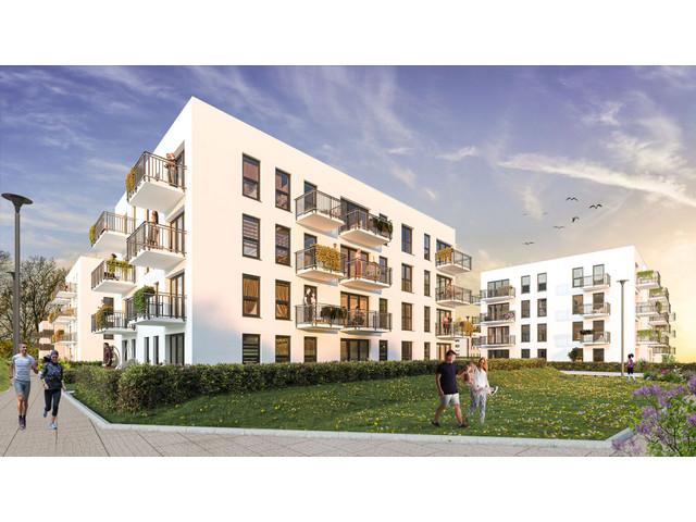 Morizon WP ogłoszenia | Mieszkanie w inwestycji Murapol - Osiedle Murapol Siewierz Je..., Siewierz (gm.), 42 m² | 7704