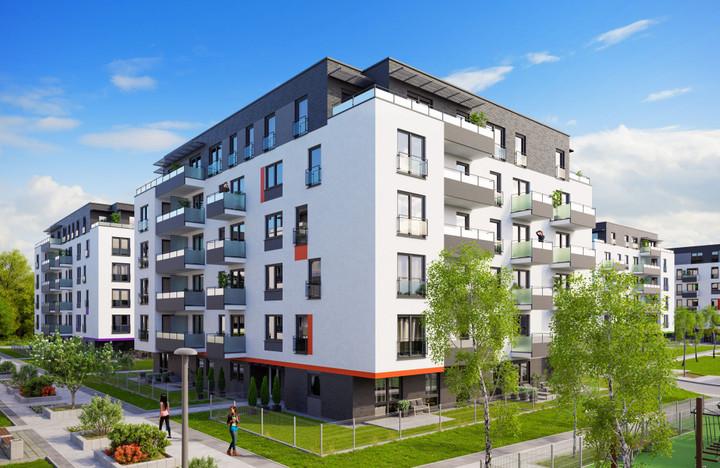 Morizon WP ogłoszenia | Nowa inwestycja - Osiedle Franciszkańskie, Katowice Ligota-Panewniki, 43-234 m² | 5105