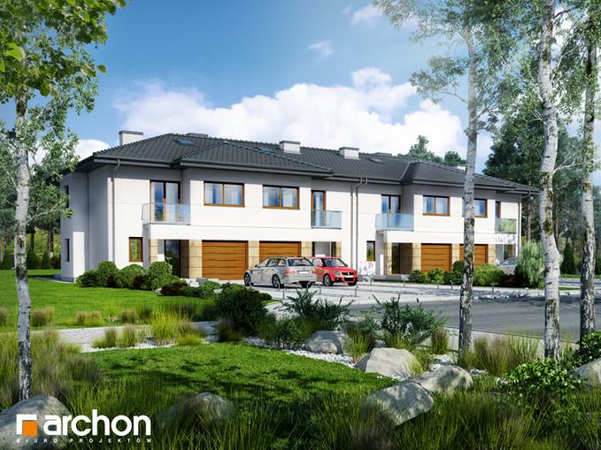 Morizon WP ogłoszenia | Nowa inwestycja - Osiedle Witosa, Ożarów Mazowiecki ul. Aleksandry, 228 m² | 5282
