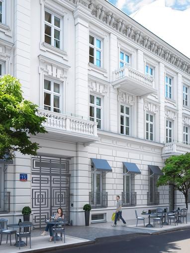 Morizon WP ogłoszenia | Nowa inwestycja - Kępna 15, Warszawa Praga-Północ, 24-62 m² | 6460