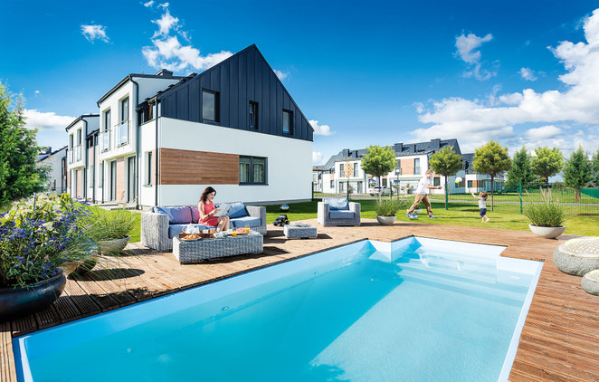 Morizon WP ogłoszenia | Dom w inwestycji Sierra Golf Park, Pętkowice, 78 m² | 8666