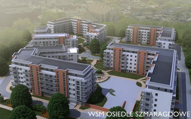Morizon WP ogłoszenia | Mieszkanie w inwestycji WSM Osiedle Szmaragdowe, Warszawa, 67 m² | 3851