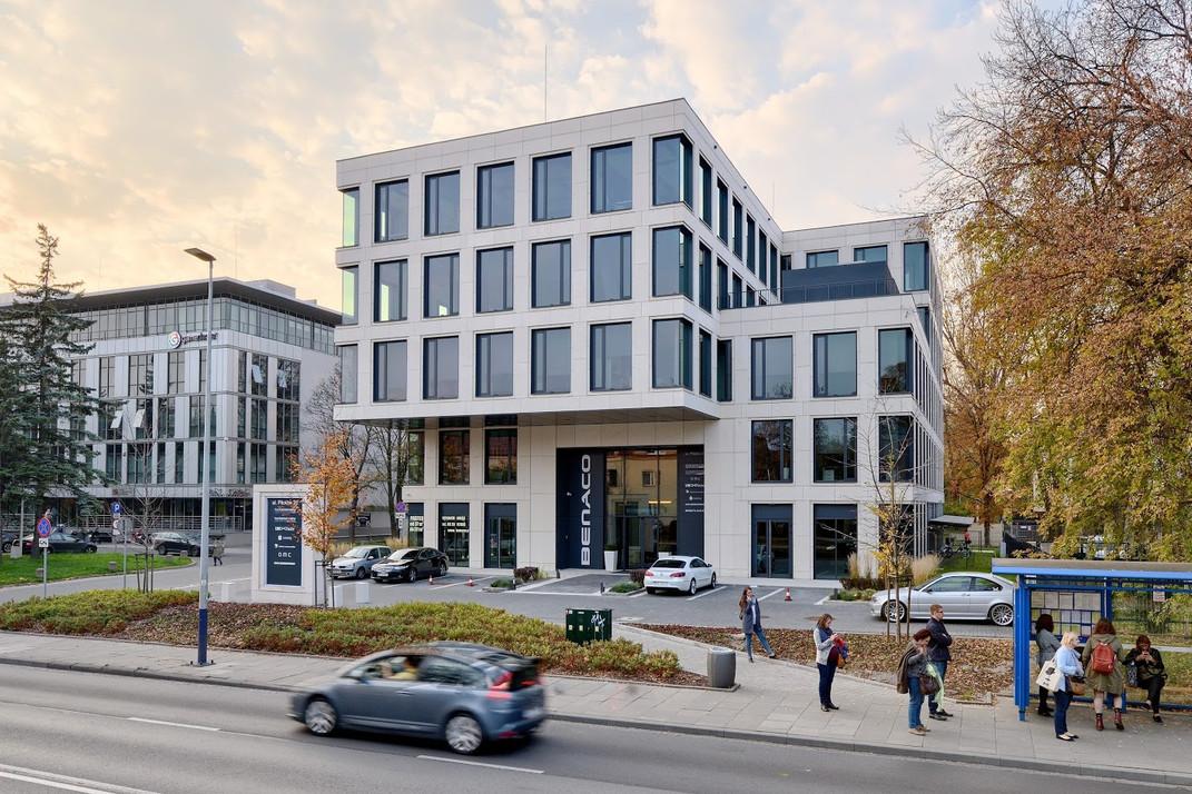 Nowa inwestycja - BENACO, Kraków Prądnik Czerwony   Morizon.pl