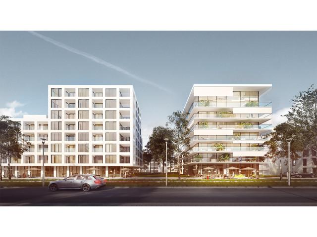 Morizon WP ogłoszenia | Mieszkanie w inwestycji Nowa Inspiracja, Wrocław, 55 m² | 4961