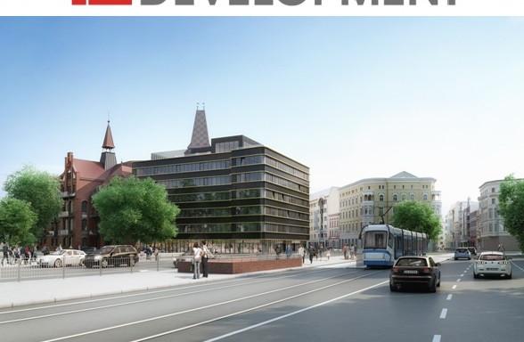 Biurowiec do wynajęcia <span>Wrocław, Stare Miasto, pl. Jana Pawła II 8</span>