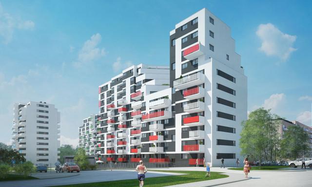 Mieszkanie na sprzedaż <span>Kraków, Podgórze Duchackie, ul. Bochenka</span>