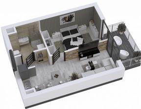 Mieszkanie w inwestycji KAPITAŃSKI MOSTEK, Kołobrzeg, 117 m²