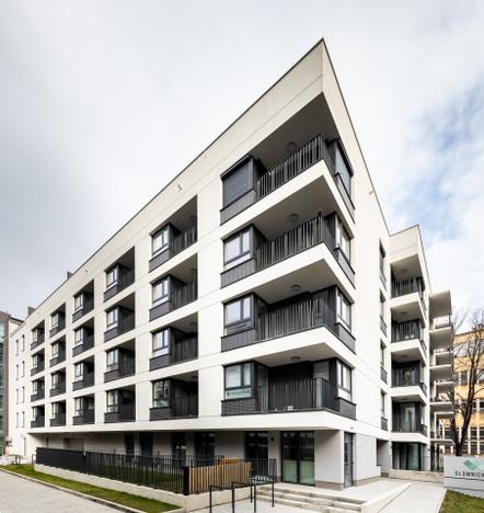 Morizon WP ogłoszenia | Mieszkanie w inwestycji SŁOMNICKA 4, Kraków, 40 m² | 3115