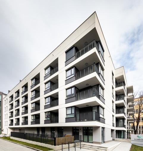 Morizon WP ogłoszenia | Nowa inwestycja - SŁOMNICKA 4, Kraków Krowodrza, 40-124 m² | 7502