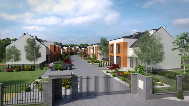 Morizon WP ogłoszenia | Mieszkanie w inwestycji PRESTIGE CITY, Kraków, 37 m² | 0791