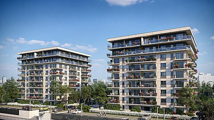 Morizon WP ogłoszenia   Nowa inwestycja - Central Park Apartments 2, Łódź Śródmieście, 31-114 m²   7719
