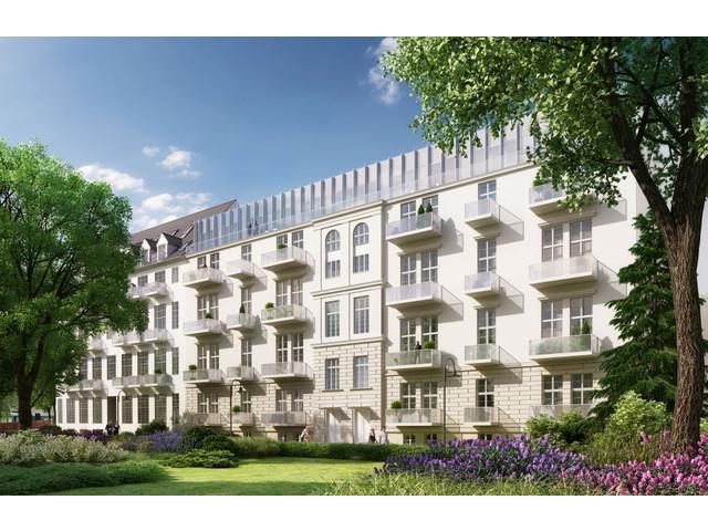 Morizon WP ogłoszenia   Mieszkanie w inwestycji Przy przystani, Wrocław, 48 m²   3321