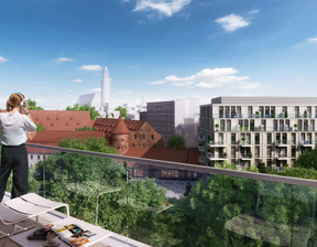 Mieszkanie w inwestycji Przy przystani, Wrocław, 34 m²