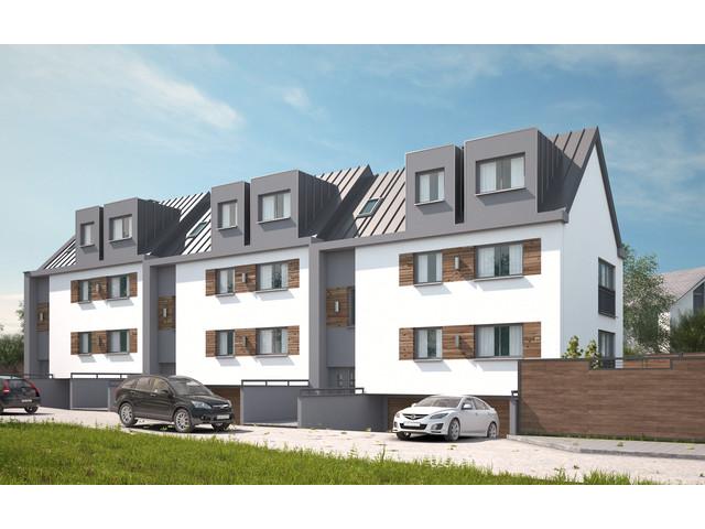 Morizon WP ogłoszenia | Mieszkanie w inwestycji Apartamenty Unruga, Kraków, 113 m² | 9321