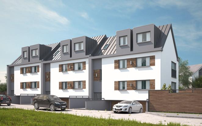 Morizon WP ogłoszenia   Mieszkanie w inwestycji Apartamenty Unruga, Kraków, 109 m²   9320