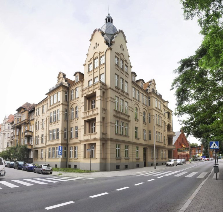 Nowa inwestycja - Matejki 61, Poznań Łazarz   Morizon.pl