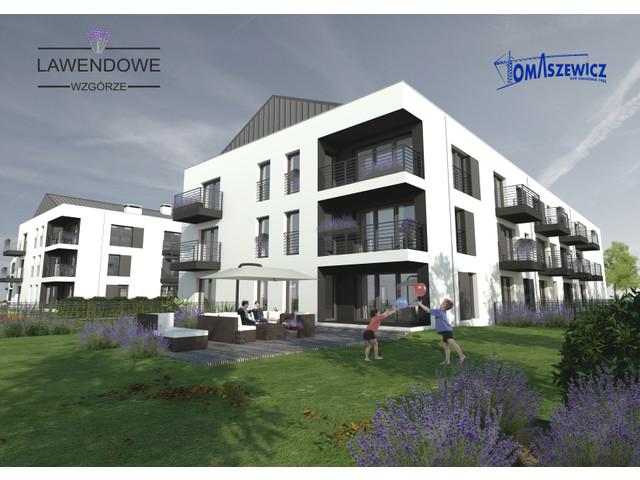 Morizon WP ogłoszenia   Mieszkanie w inwestycji Lawendowe Wzgórze, Szczecin, 91 m²   2203