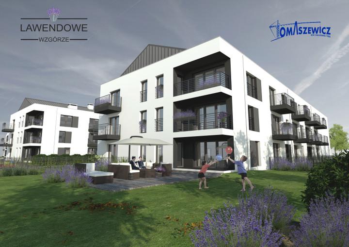 Morizon WP ogłoszenia   Nowa inwestycja - Lawendowe Wzgórze, Szczecin Bukowo, 30-93 m²   7802