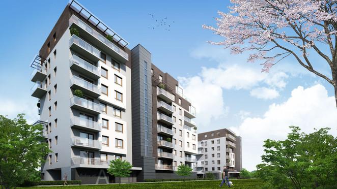 Morizon WP ogłoszenia | Mieszkanie w inwestycji Mokra 10, Łódź, 46 m² | 7332