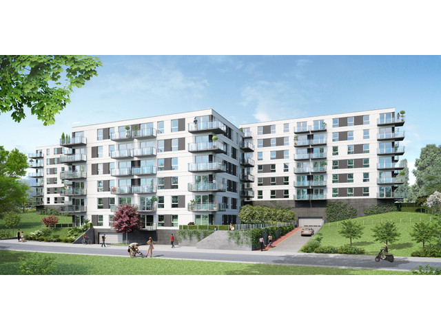 Morizon WP ogłoszenia | Mieszkanie w inwestycji Panorama Prądnik, Kraków, 69 m² | 2413