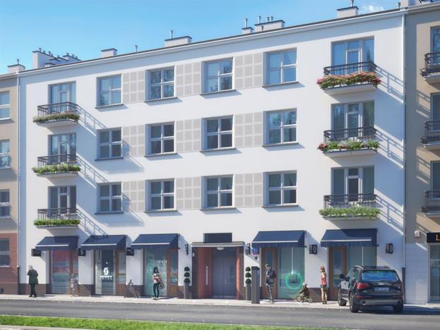 Morizon WP ogłoszenia | Mieszkanie w inwestycji Gagarina 33, Warszawa, 49 m² | 8036