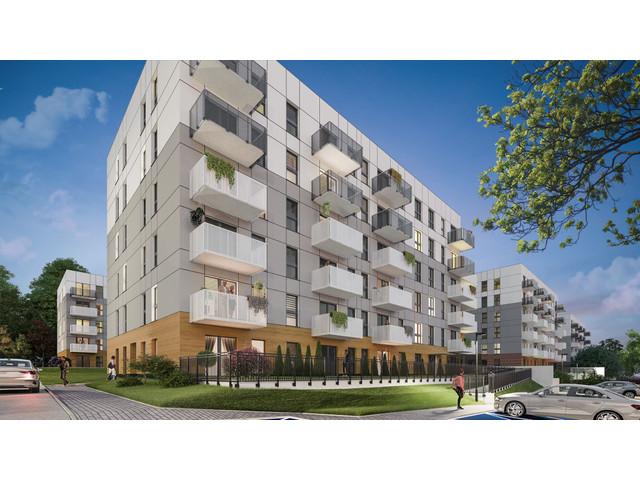 Morizon WP ogłoszenia   Mieszkanie w inwestycji Murapol Apartamenty Na Wzgórzu, Sosnowiec, 55 m²   4290