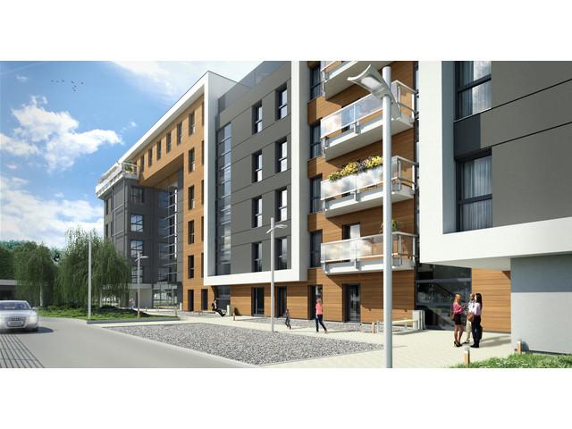 Morizon WP ogłoszenia | Mieszkanie w inwestycji Srebrzyńska Park, Łódź, 89 m² | 5089