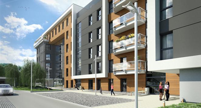 Morizon WP ogłoszenia | Mieszkanie w inwestycji Srebrzyńska Park, Łódź, 68 m² | 5084